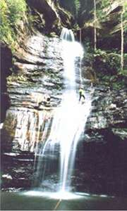 Empress Falls, Blue Mountains, courtesy Rocksports.